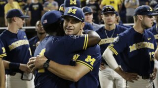 Michigan's Erik Bakich among coaches who thinks college baseball talent level will rise
