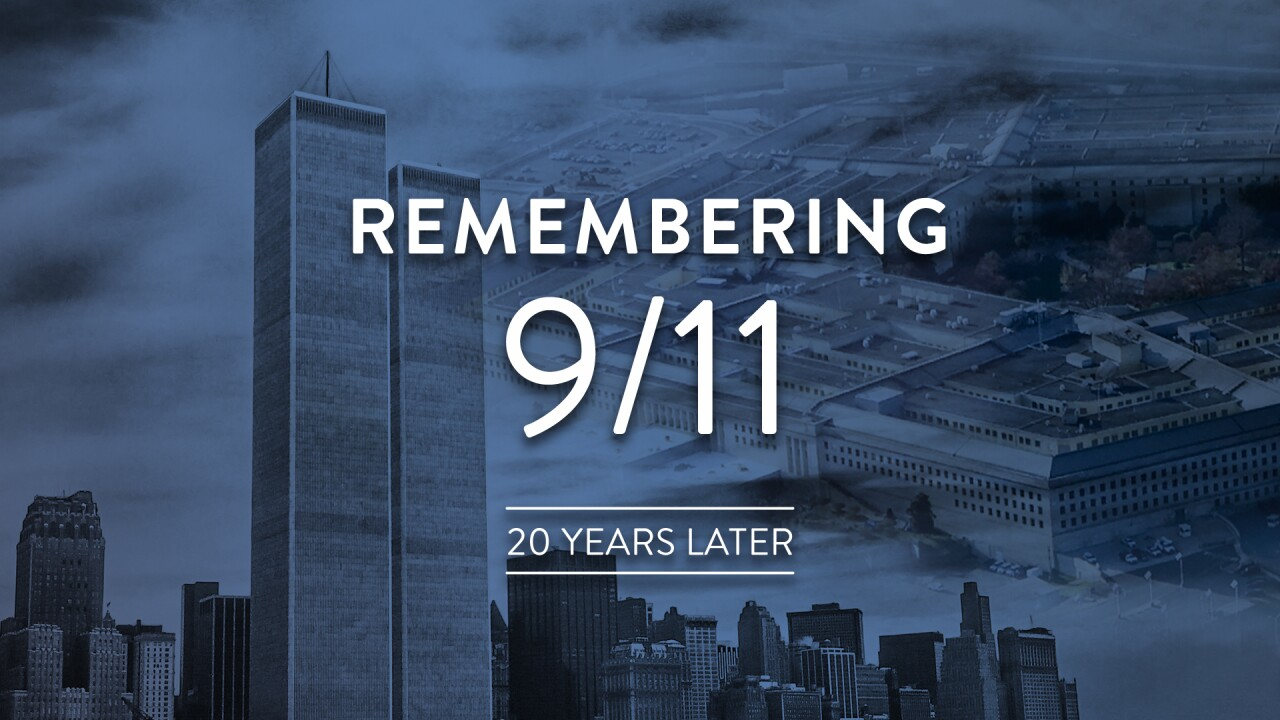 Remembering 9-11 - 20 Years Later (Blue)