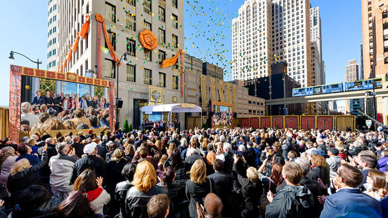 Church of Scientology opens in downtown Detroit
