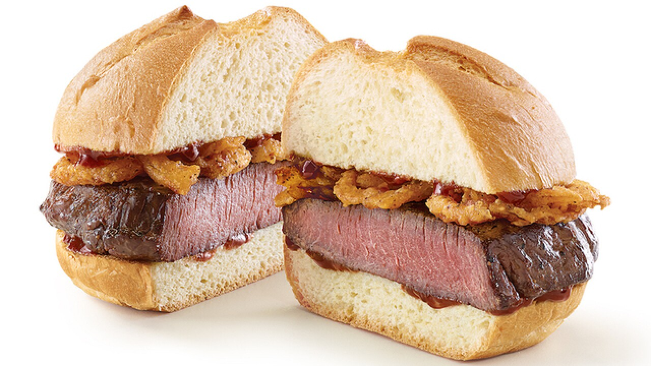 Arby's offering venison sandwiches through November