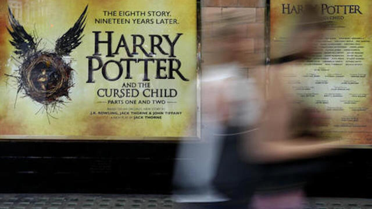 Potter script sells more than 2M copies in 2 days