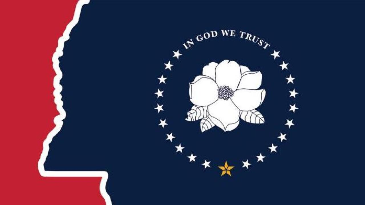 Then there were 5: Mississippi group narrows flag options