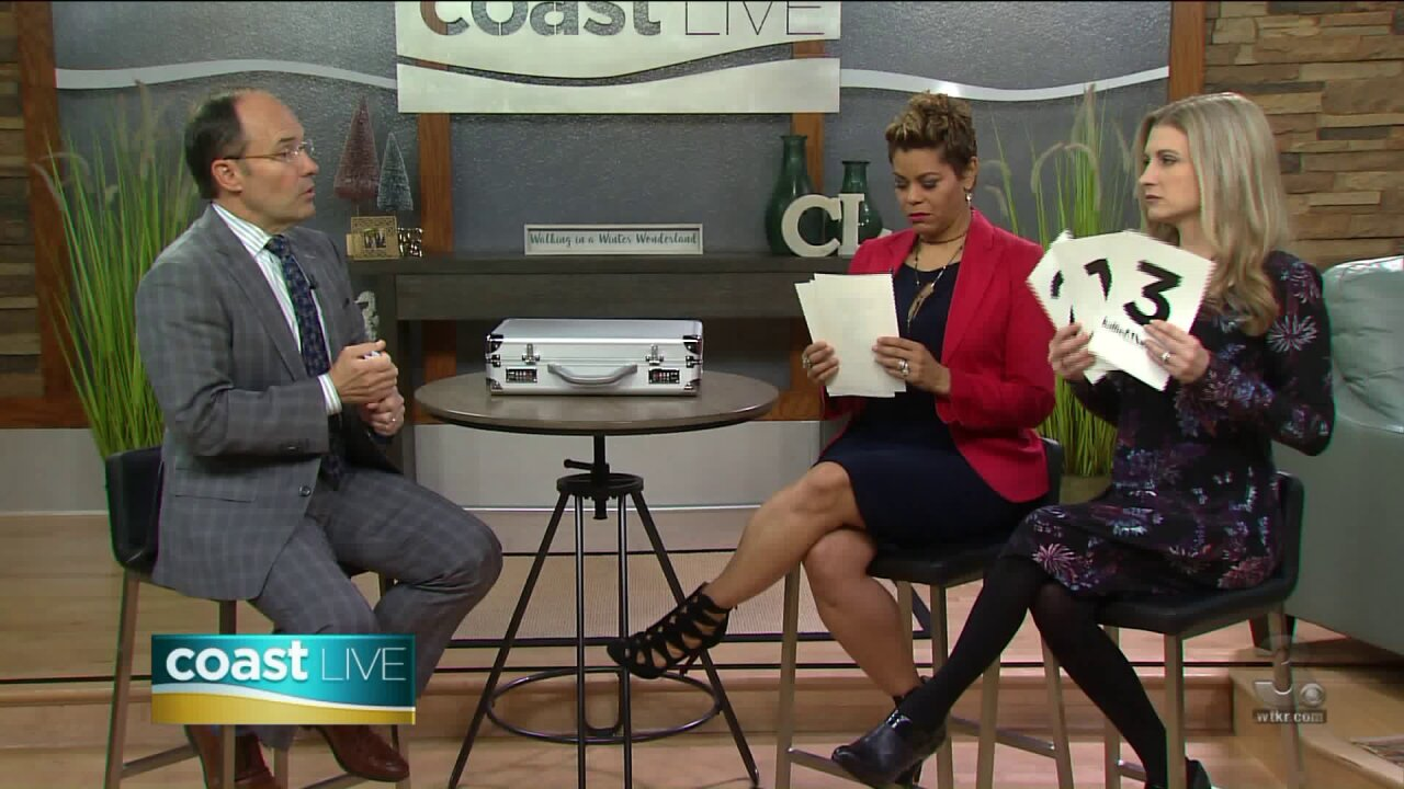 Fallen leaves and downed trees on this edition of Case by Case on Coast Live