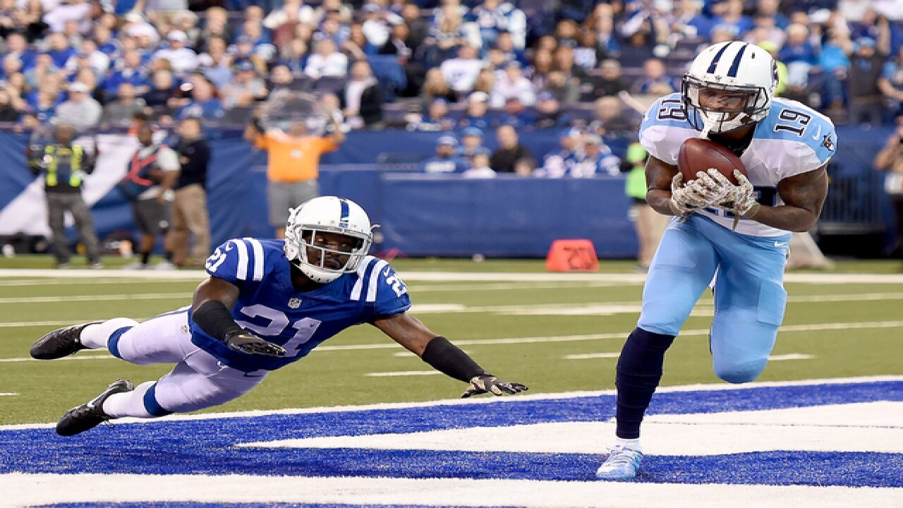 PHOTOS: Colts beat Titans