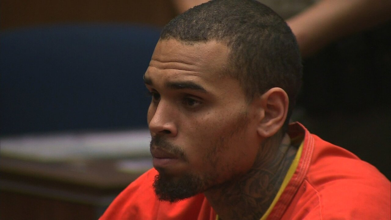 Chris Brown's bodyguard guilty of assault; singer's trial to start