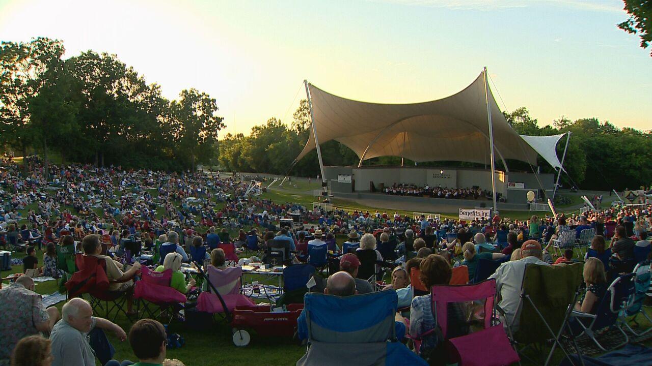 brentwood summer concerts