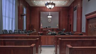 Courtroom court