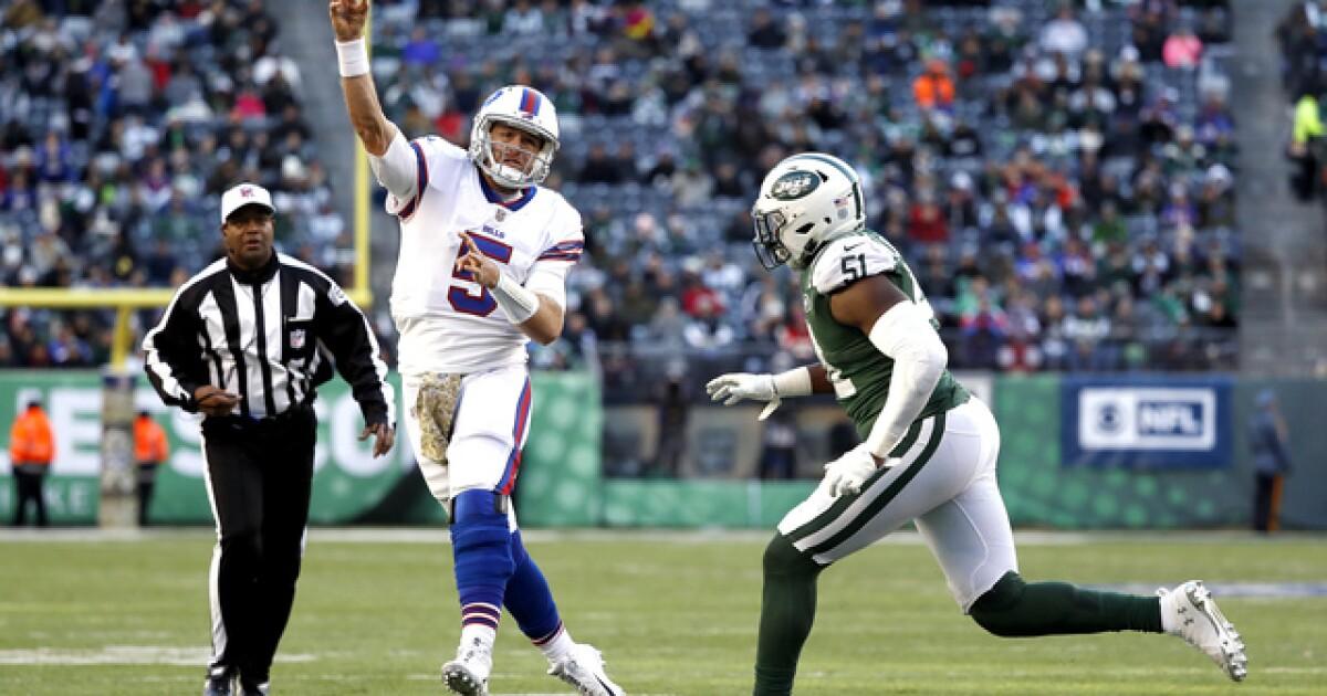 Joe B  Buffalo Bills All-22 Review - Week 10 vs. New York Jets 5b597c60f