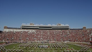 Bobby Bowden Field at Doak S. Campbell Stadium in 2012