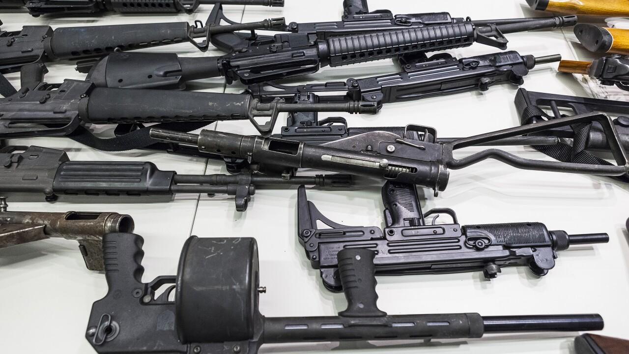 California Assault Weapons