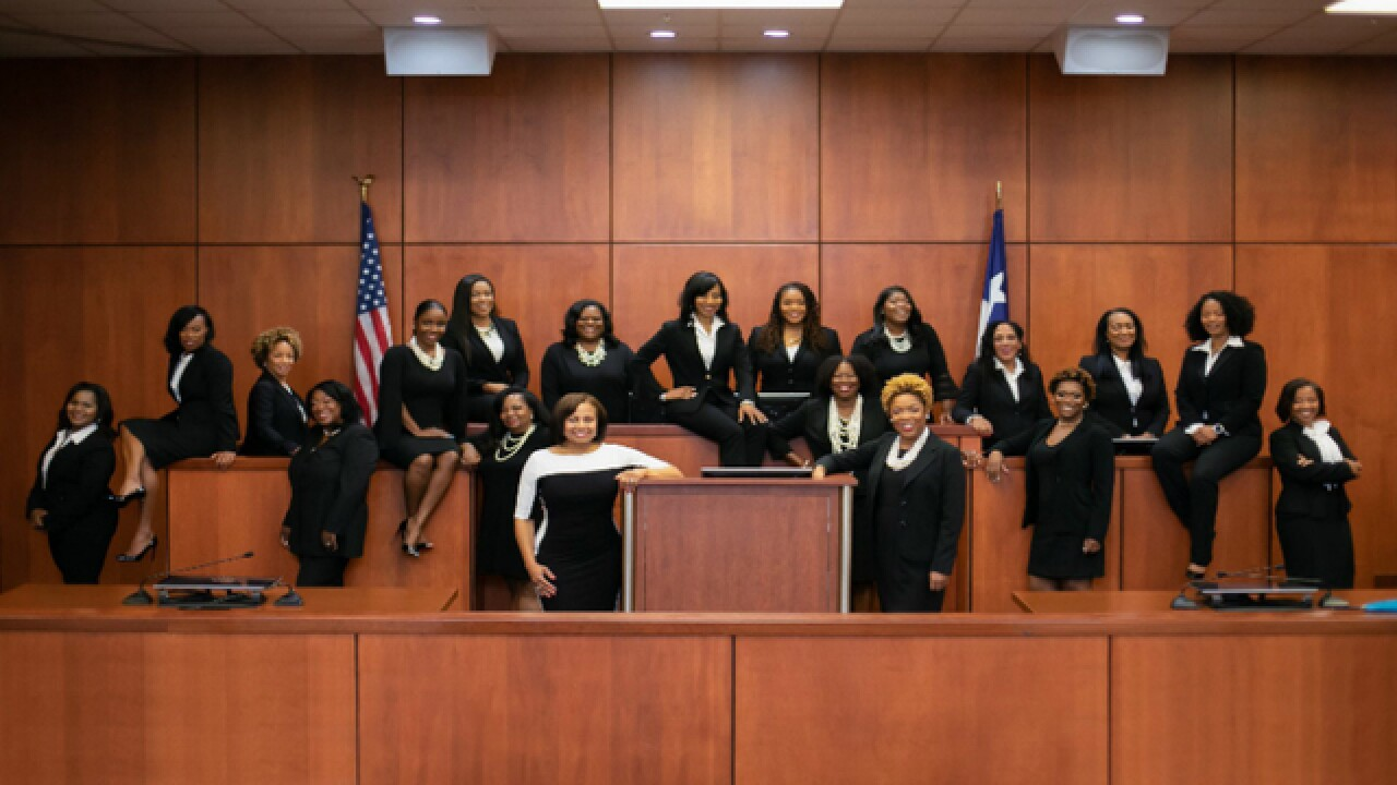 17 black women elected as judges in one Texas county make history