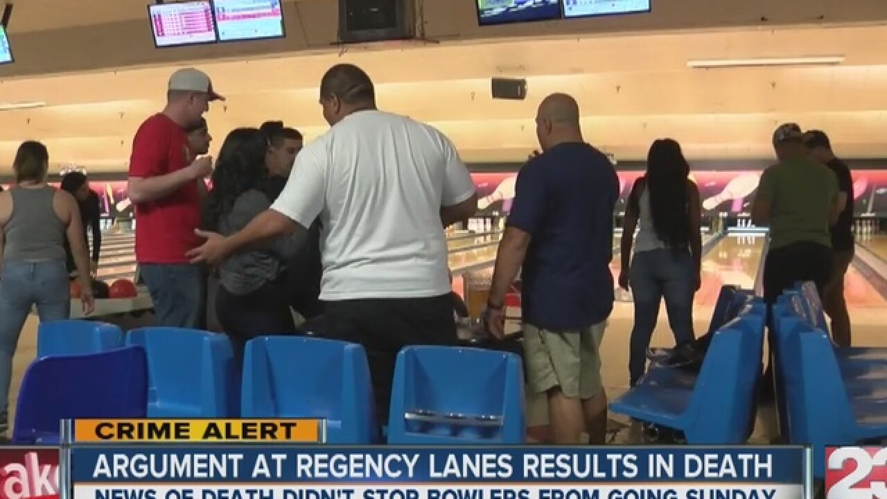 Man attacked, killed at Regency Lanes