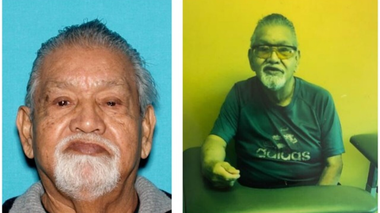 Police find at-risk man who disappeared from Pacific Beach home