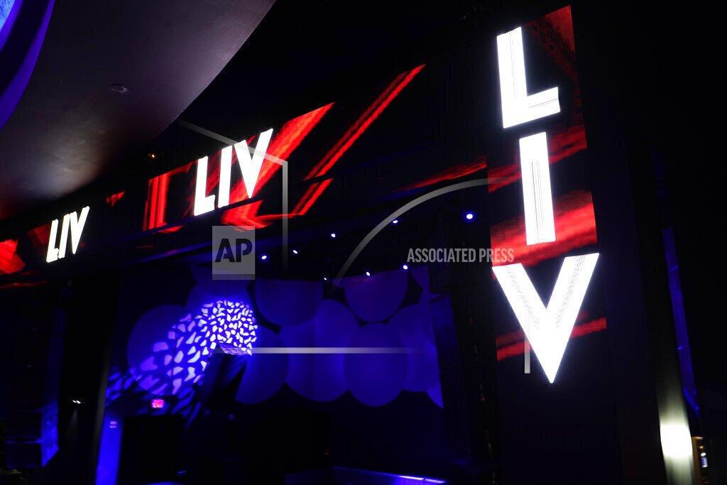empty LIV nightclub in Miami Beach, October 2020