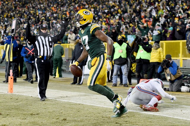 Packers win NFC Wild Card game