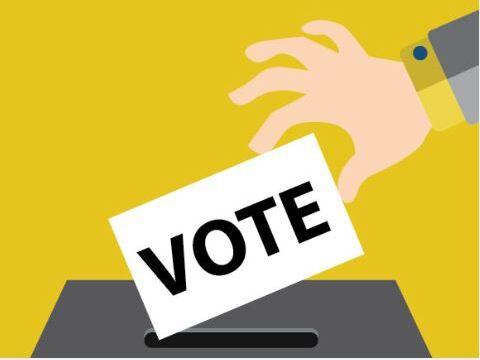 blend gives back vote