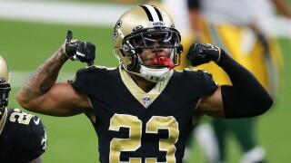 Green Bay Packers v New Orleans Saints - Marshon Lattimore