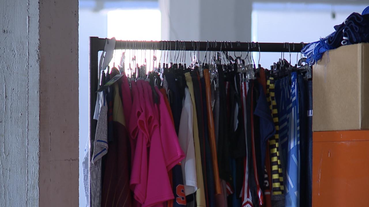 Fashion designer plans 200 mile run to revive Baltimore's garment industry