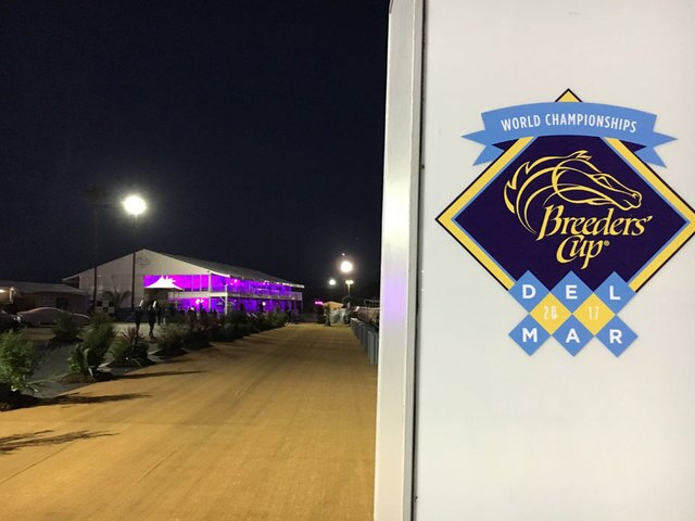 PHOTOS: Breeders' Cup World Championships at Del Mar Racetrack