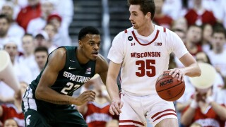 Wisconsin edges No. 14 Michigan State