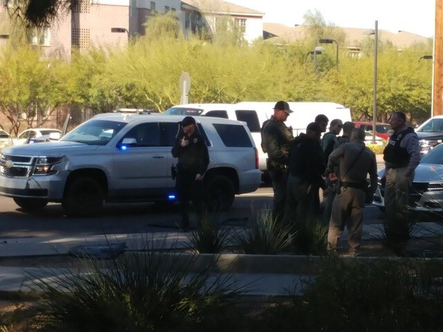 Phoenix pursuit: Suspect crashes in Tempe after chase