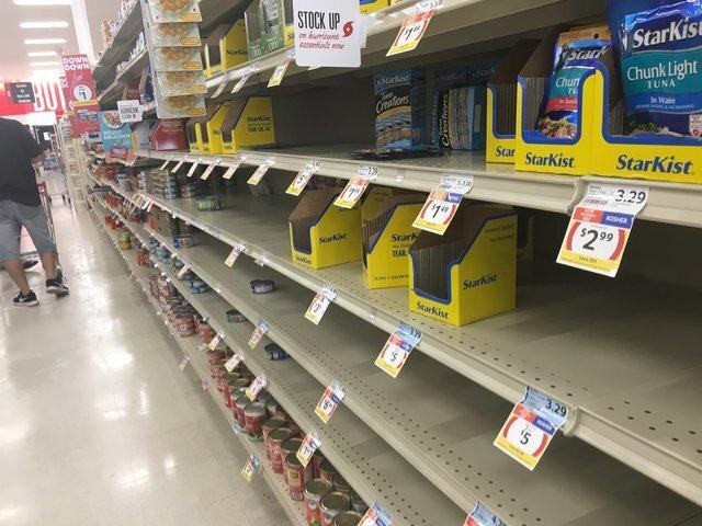 Photos: Hurricane Michael heads towards Florida panhandle