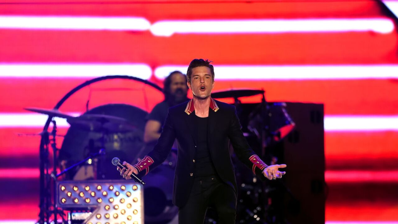 THE KILLERS/GETTY IMAGES