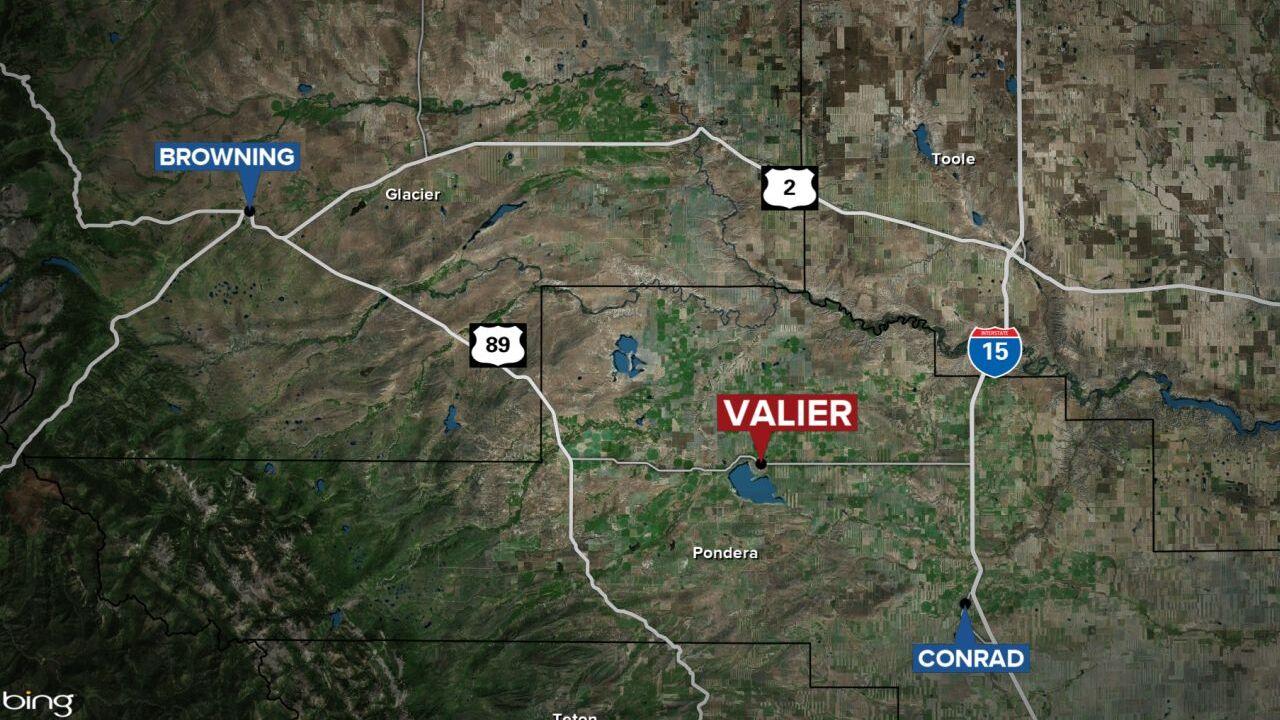 Valier Montana