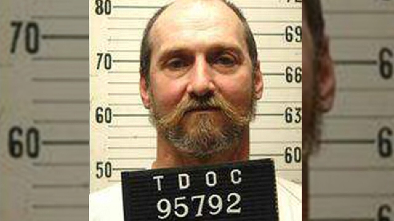 Clemency application: Death row inmate 'is not the worst of the worst'