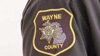 Wayne County sheriff patch