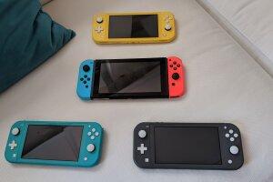 Nintendo Switch Lite Hands On
