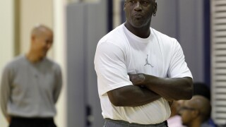 "Michael Jordan: ""Truly pained and plain angry"""