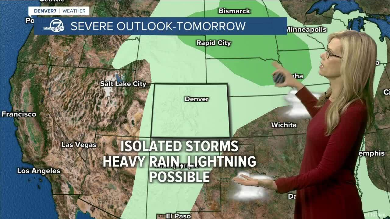 storm outlook