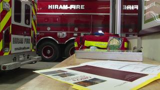 Hiram Fire