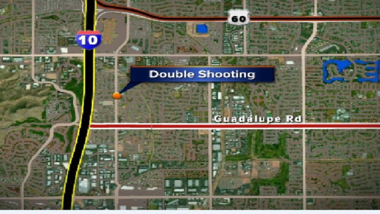 MCSO investigating double shooting in Guadalupe