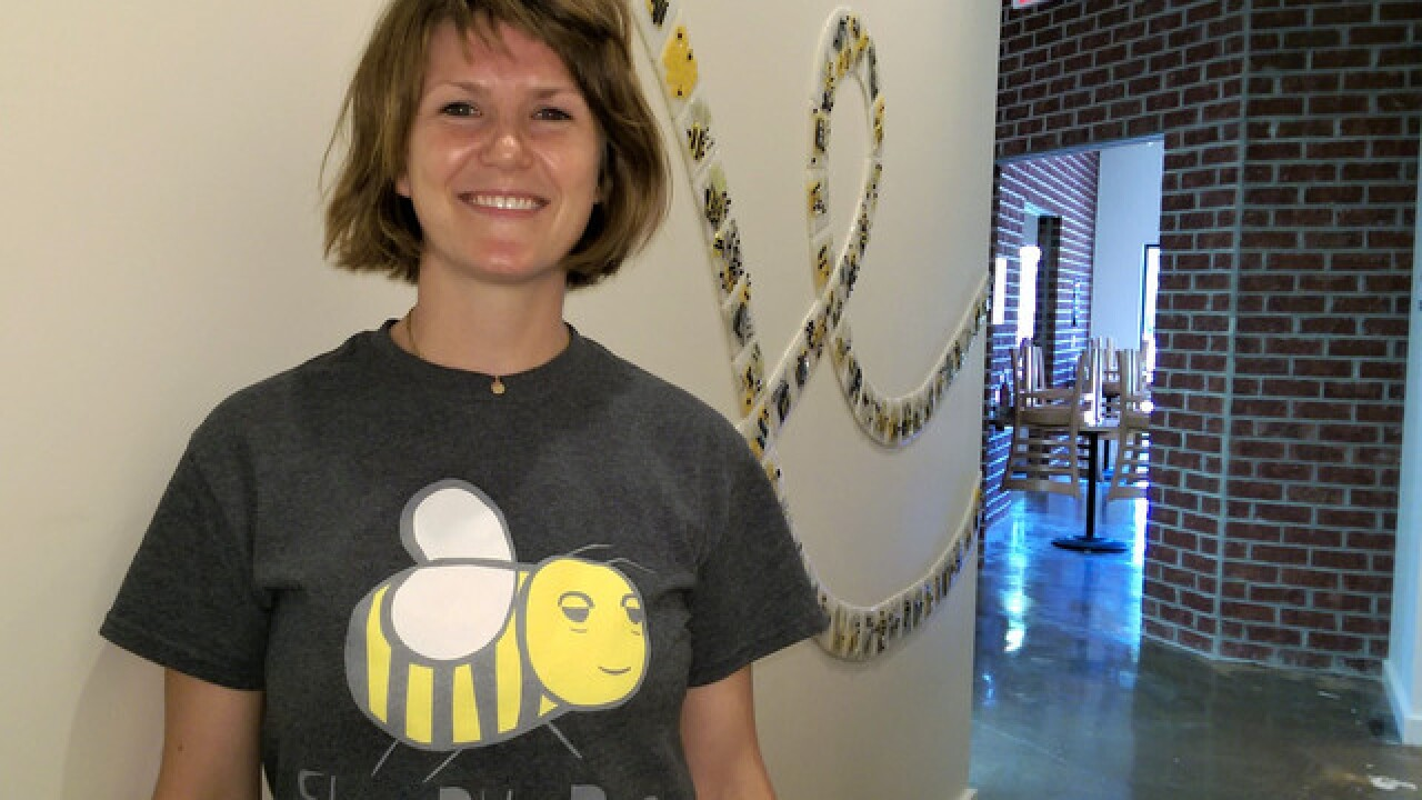 Sleepy Bee Cafe's third restaurant -- on Fourth Street Downtown -- is slowly moving toward reality