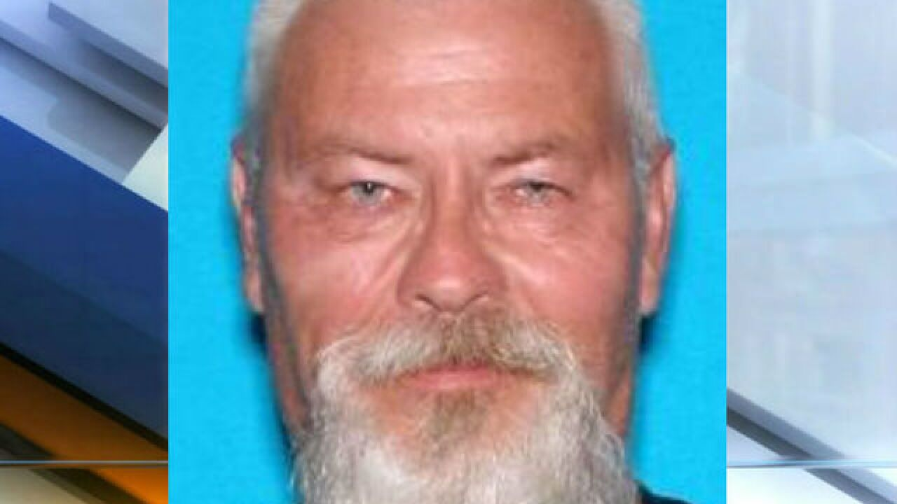 Silver Alert declared for missing Miami County man