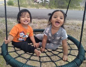 Amber Alert twins