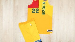 Bucks will bring back the MECCA era with uniforms reflecting the colors from court