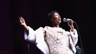 PHOTO GALLERY: Aretha Franklin through the years