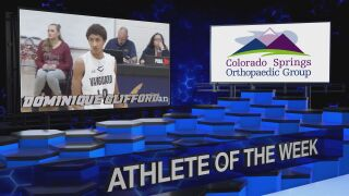 KOAA Athlete of the Week: Dominique Clifford, The Vanguard School basketball