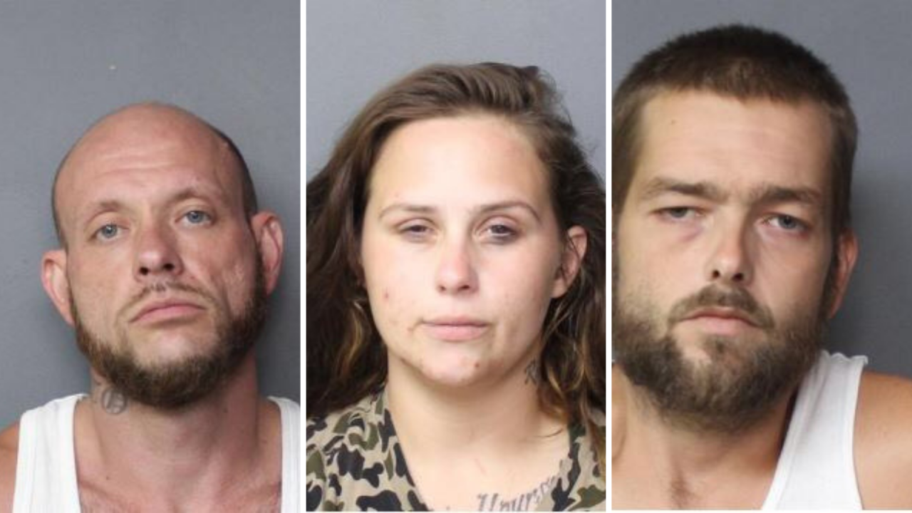 Three people arrested in connection with Norfolk shooting andcarjacking