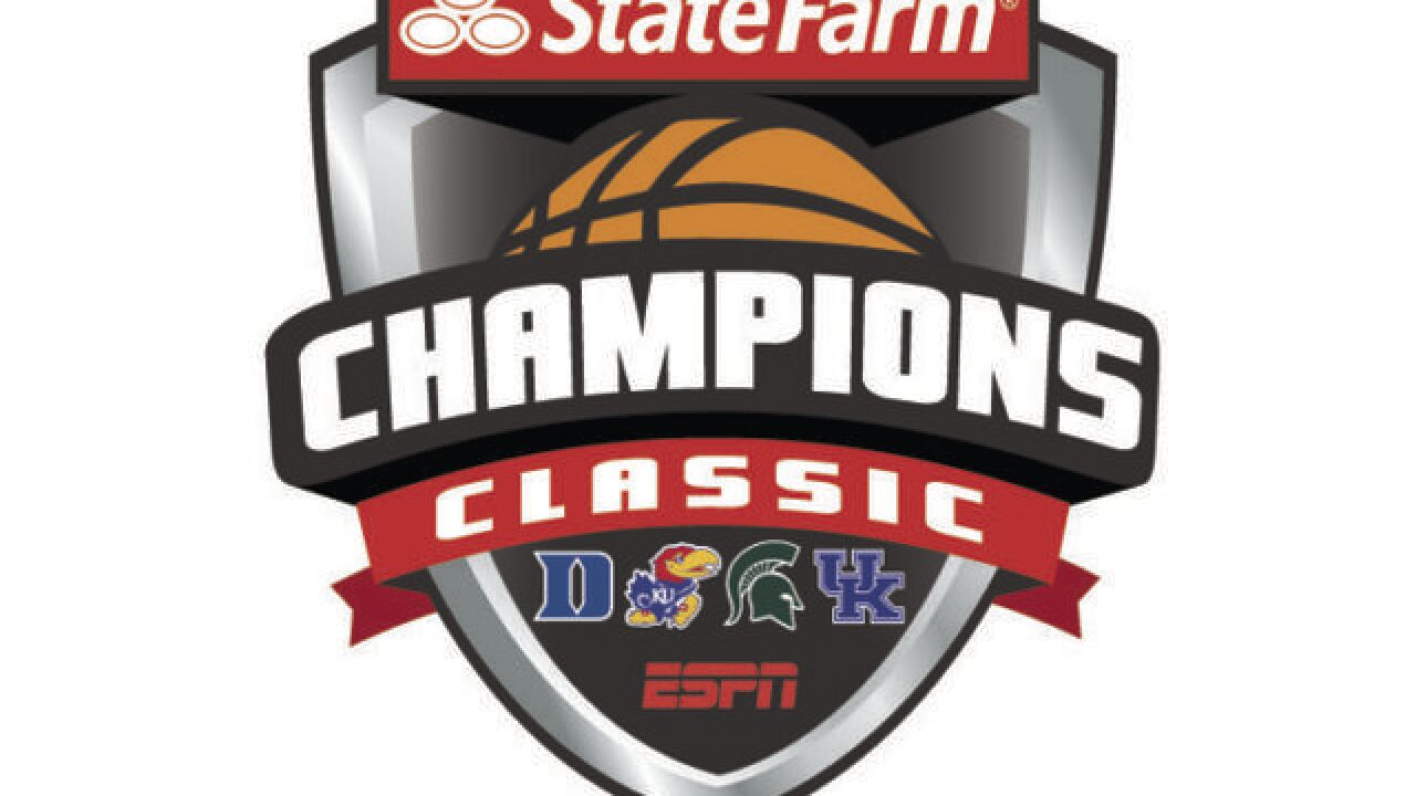 Michigan State to remain in Champions Classic through 2022