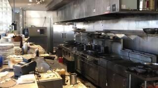 Gilbert Clever Koi Restaurant Fire