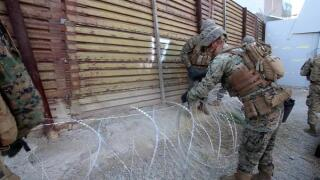 Troops being sent to San Diego, El Paso border crossings over asylum policy, coronavirus