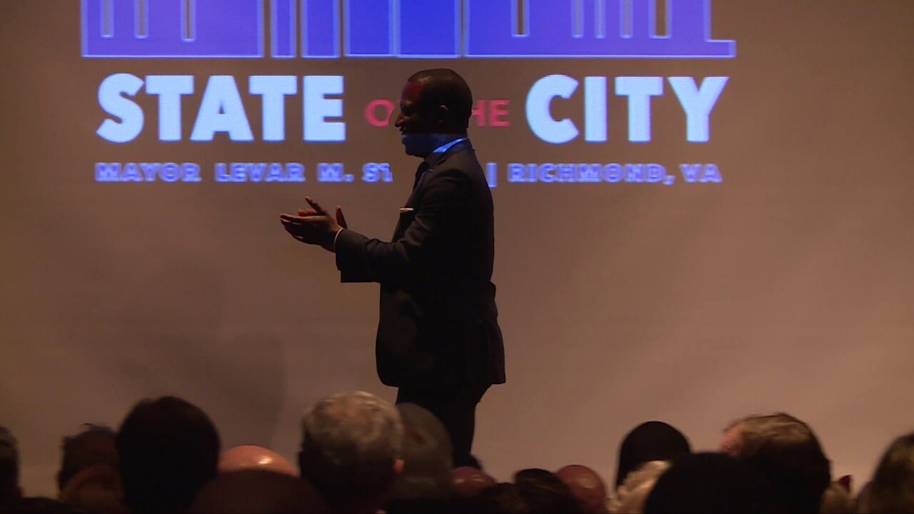 Mayor Levar Stoney announces program aimed to help lower eviction numbers