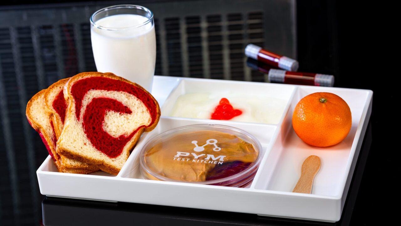 Avengers Campus Food & Beverage Ð PB&J Flavor Lab: Assemble Your Own Experiment