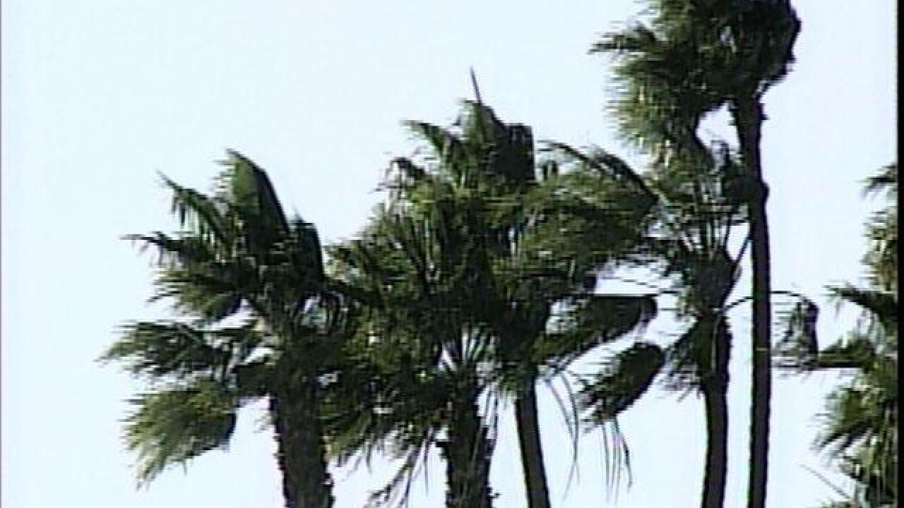 Mandatory evacuations issued in Santa Barbara Co