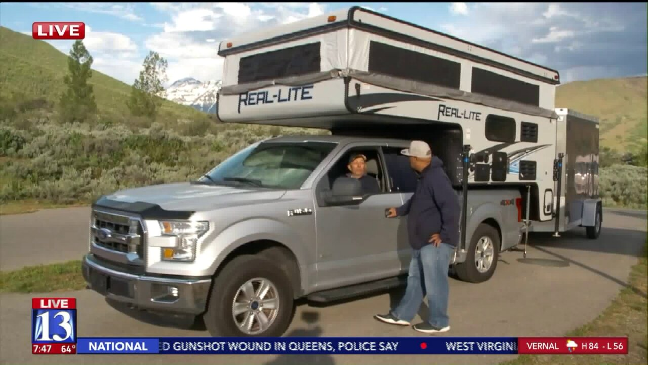 Budah learns how to travel in style with AccessRV
