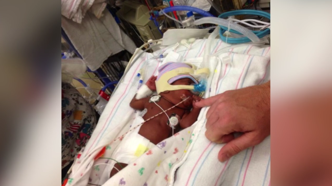 Nathan Davis, Safely Surrendered Baby Law